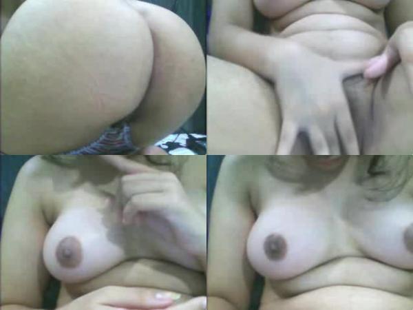 164999666 0834 spy girl show her body on webcam - Girl Show Her Body On Webcam / SpyCam Sex Video