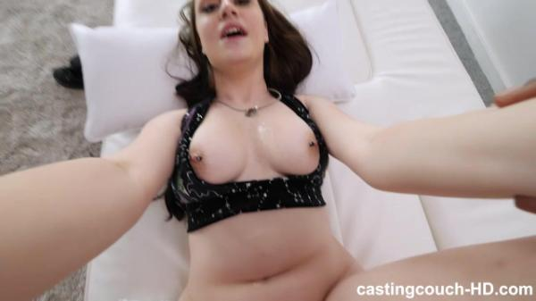 Casting Couch – HD – Pale Skin PAWG 1st BBC – Honey