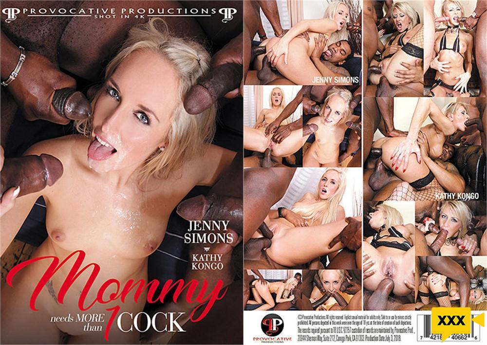 [18+] Mommy Needs More Than 1 Cock (2020) HD 730MB