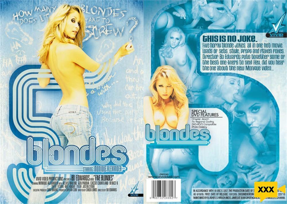 [18+] 5 Blondes (2003) HD