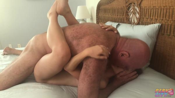 Banging Beauties Lily Glee – Muscle Daddy Claudio Fucks Young Tight Slut