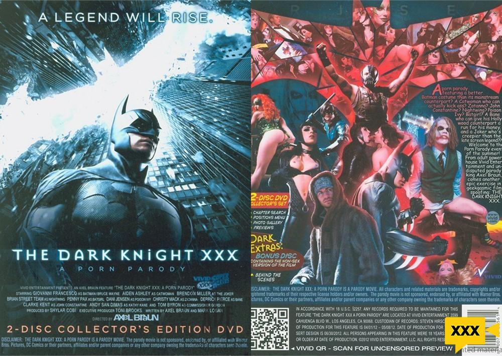 [18+] The Dark Knight XXX: A Porn Parody FULLHD 1.2GB