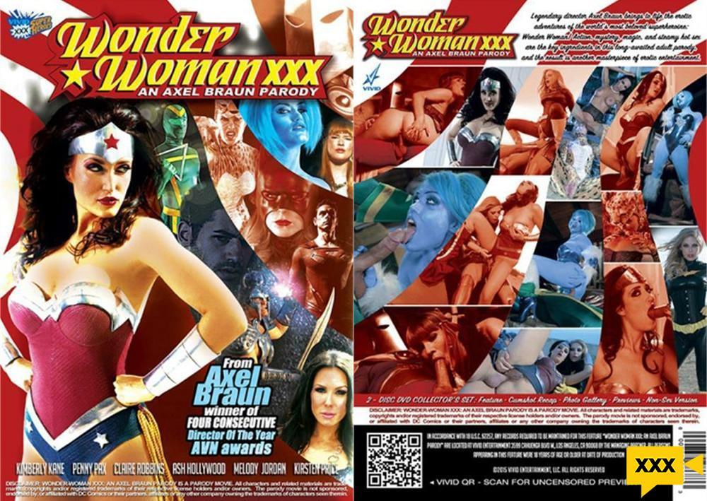 [18+] Wonder Woman XXX: An Axel Braun Parody (2015) HD 707MB